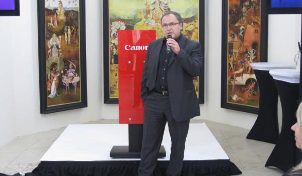 Miloš Bejblík, marketingový ředitel Canonu
