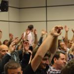 Účastníci konference jsou vyzýváni k rozproudění krve