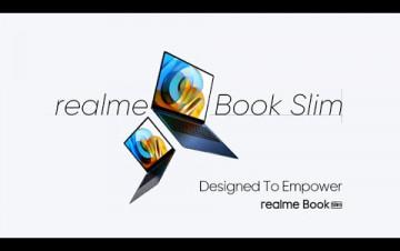 Embedded thumbnail for První notebook od Realme zaujme 2K displejem, kovovým tělem i cenou
