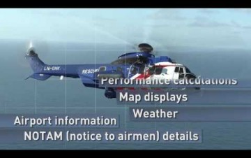 Embedded thumbnail for Panasonic Toughpad v helikoptérách Airbus