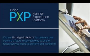 Embedded thumbnail for Inovovaný partnerský program Cisco: Jednoduchost, akceschopnost, růst