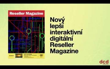 Embedded thumbnail for Jak číst nový Reseller Magazine