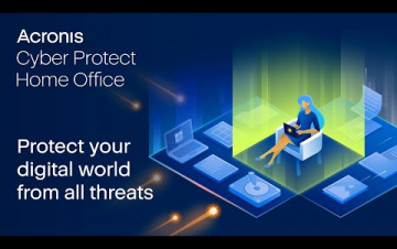 Embedded thumbnail for Acronis True Image se mění na Acronis Cyber Protect Home Office