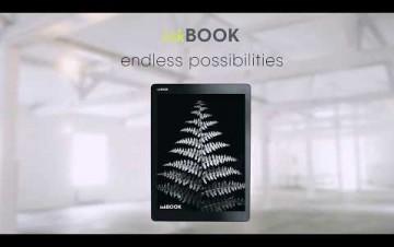 Embedded thumbnail for Čtečka a zápisník inkBOOK Infinity s E-Ink a Androidem