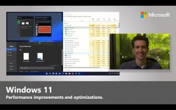 Embedded thumbnail for Lepší optimalizace a funkce pro zvýšení výkonu ve Windows 11