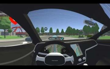 Embedded thumbnail for TomTom a virtuální realita při řízení