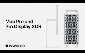 Embedded thumbnail for Supervýkonný Apple Mac Pro a špičkový XDR Display