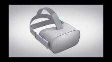 Embedded thumbnail for Představení VR brýlí Oculus Go