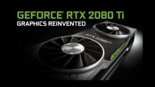 Embedded thumbnail for Nové herní čipy Nvidia GeForce RTX