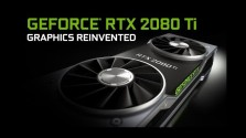 Embedded thumbnail for Nové herní čipy Nvidia GeForce RTX