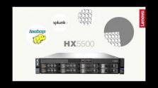 Embedded thumbnail for Lenovo HX zjednoduší infrastrukturu