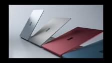 Embedded thumbnail for Představení notebooku Microsoft Surface Laptop