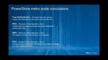 Embedded thumbnail for Dell EMC PowerStore Metro Node přináší automatické zajištění kontinuity provozu