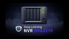 Embedded thumbnail for Deep learning NVR DVA3219