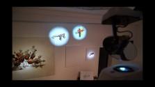 Embedded thumbnail for Projektory Panasonic rozpohybovaly obrazy v galerii