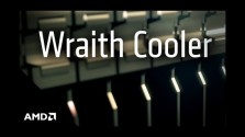 Embedded thumbnail for Chlazení AMD Wraith Cooler