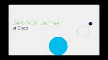 Embedded thumbnail for Zero Trust zabezpečení do Cisca