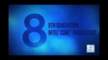 Embedded thumbnail for Intel představil 8. generaci procesorů Core