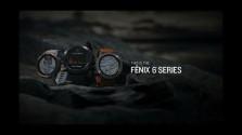 Embedded thumbnail for Garmin fēnix 6X Pro se solárním panelem