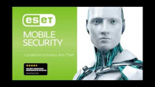 Embedded thumbnail for Eset Mobile Security pro Android