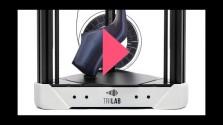 Embedded thumbnail for 3D tiskárna TRILAB DeltiQ 2 přináší vzdálenou správu i tisk z více materiálů najednou