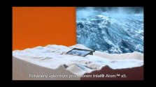 Embedded thumbnail for Tablet Lenovo s vestavěným projektorem