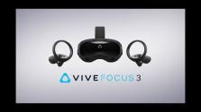 Embedded thumbnail for HTC dále posouvá možnosti (profesionální) virtuální reality