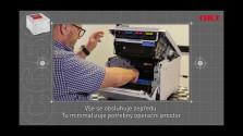 Embedded thumbnail for OKI uvedla na český trh kompaktní barevnou LED tiskárnu C650