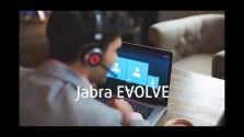 Embedded thumbnail for Sluchátka Jabra Evolve