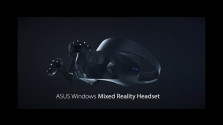 Embedded thumbnail for Asus Windows Mixed Reality Headset