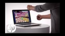 Embedded thumbnail for HP Envy 17 a představení technologie Leap Motion