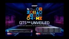 Embedded thumbnail for QNAP představil systém QTS hero