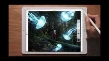 Embedded thumbnail for Adobe Photoshop na iPadu