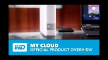 Embedded thumbnail for WD a cloud