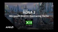 Embedded thumbnail for Realistická grafika a RDNA2