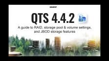 Embedded thumbnail for QTS 4.4.2 zvyšuje zabezpečení systému a podporuje širší škálu příslušenství