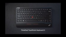 Embedded thumbnail for ThinkPad TrackPoint Keyboard II