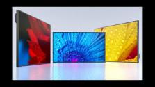 Embedded thumbnail for Nové velkoformátové displeje Sharp NEC míří na trh