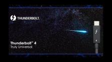 Embedded thumbnail for Intel představil detaily k připravovanému Thunderbolt 4