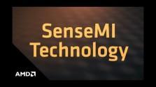 Embedded thumbnail for AMD SenseMI pro tišší a úspornější notebooky