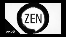 Embedded thumbnail for Představení nové generace procesorů AMD Zen