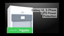 Embedded thumbnail for Nové třífázové nepřerušitelné zdroje napájení Schneider Electric