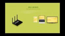 Embedded thumbnail for Výhody technologie MU-MIMO u Wi-Fi přenosů