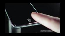 Embedded thumbnail for Čtečka otisků prstů jako součást displeje