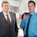 Rostislav Vocilka a Jiří Tobola