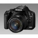 Nová digitální zrcadlovka Canon EOS 500D.