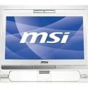 Počítač MSI all-in-one.