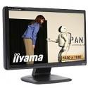 Širokoúhlá dvaadvacítka od iiyamy zvládne i rozlišení HD 1920 x 1080.