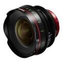 Canon objektiv CN-E 14mm T3.1 L F