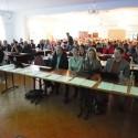 Účastníci dealerského setkání Acer - včetně distributorů, Intelu a Microsoftu